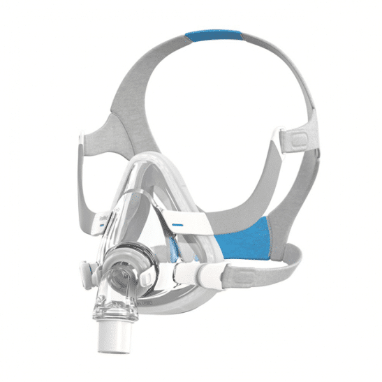 airtouch f20 full face mask complete system