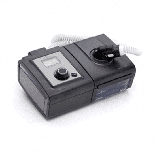 BiPAP autoSV Advanced, with humidifier DS960HS