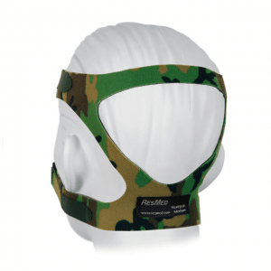 camouflage headgear
