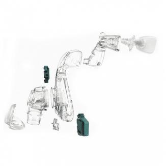 mirage activa frame assembly no cushion no headgear