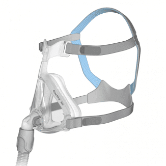 resmed quattro air full face mask complete system