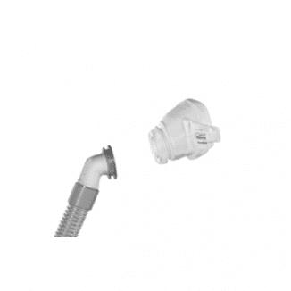 swift fx nano nasal mask with cushion no headgear