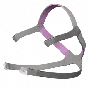 airfit n10 her headgear pink