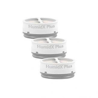 HumidX Plus for AirMini Travel CPAP Machine (3 Pack)